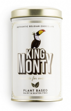 King Monty Classic Cacao  Dairy Free 130g